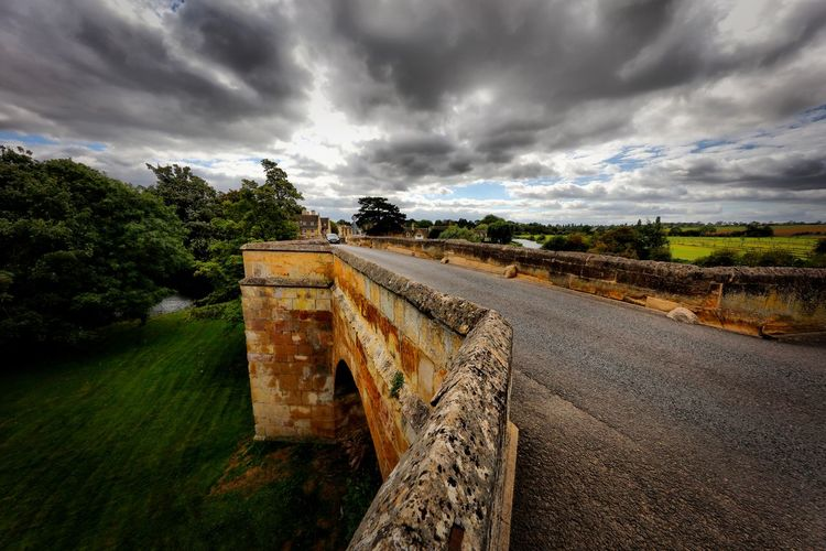 Wansford Cloud - Sky Sky Nature Overcast Architecture No People Plant