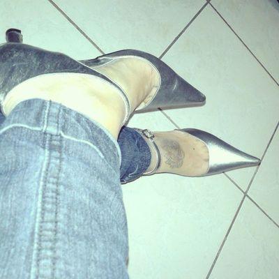 Sapato  Prata Festa
