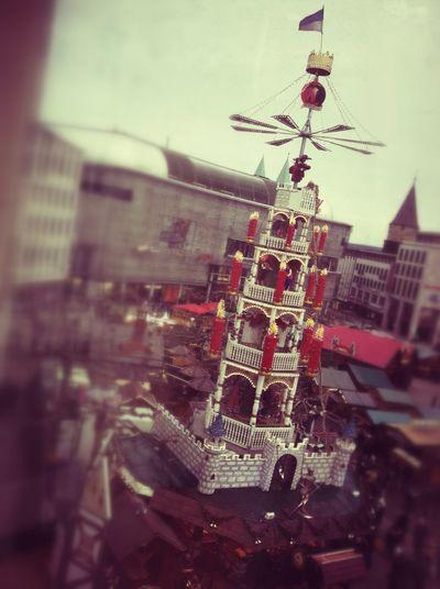 Weihnachtsmarkt Christmas Market