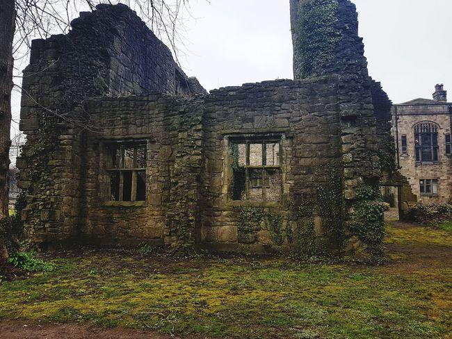 The Abbey History Old Ruin Sky Architecture Building Exterior Built Structure