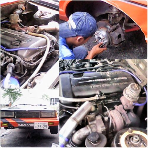 Nissan Bluebird Engine Sr20