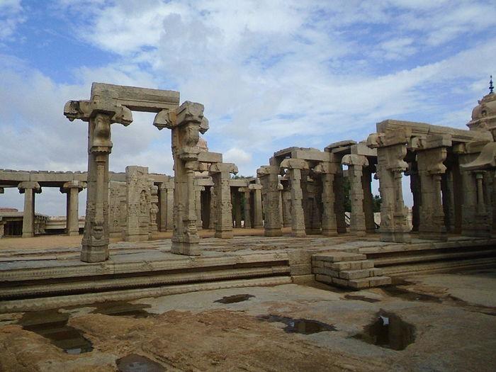 Andrapradesh Lepkshi Architecture Day History Sky Tourism First Eyeem Photo