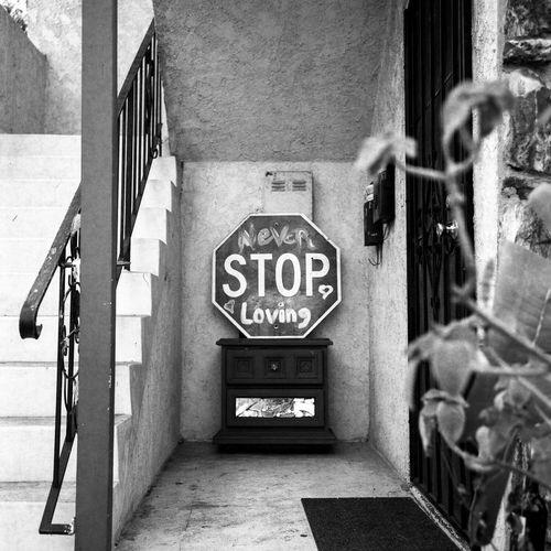 Never Stop Loving Rolleiflex Film Medium Format B&w Los Angeles, California Venice Beach Kodak