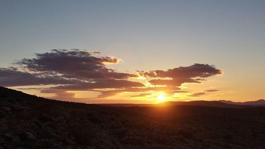 سبحانك ربي الحمد_لله Sunset Beautiful Sky Clouds And Sky Beautiful Sunset Morocco The Purist (no Edit, No Filter) Mountains Oujda City, Morocco Sun Beautiful Sky Clouds