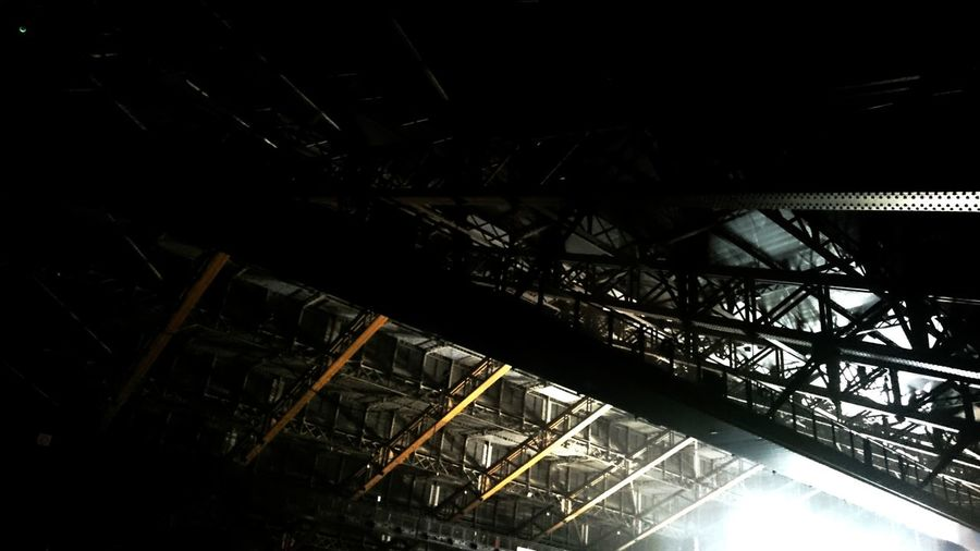 Built Structure Architecture Night No People Indoors  Concert Steel Superstructure Show