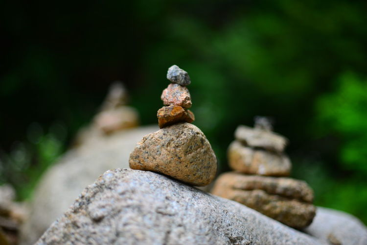 Balance Close-up Focus Focus On Foreground Outdoors Pattern Pebble Selective Focus Solid Stack Stone Tranquility Zen-like