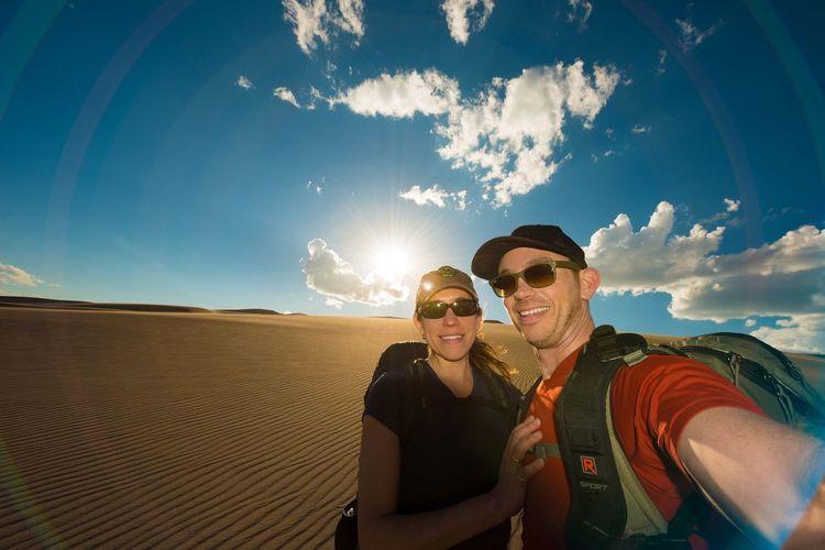 Living Bold Adventure Greatsanddunesnationalpark Sunstar Lensflare Coloradotography Dunes Exploring Hiking