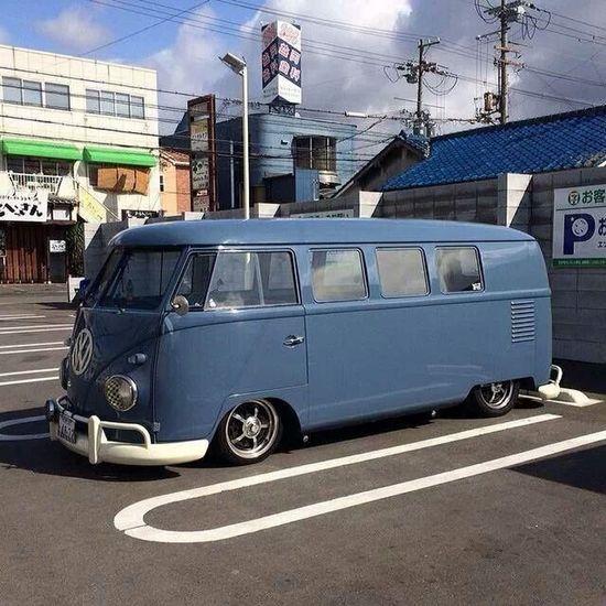 VW Car Custom Cars Van so nice vw van ?