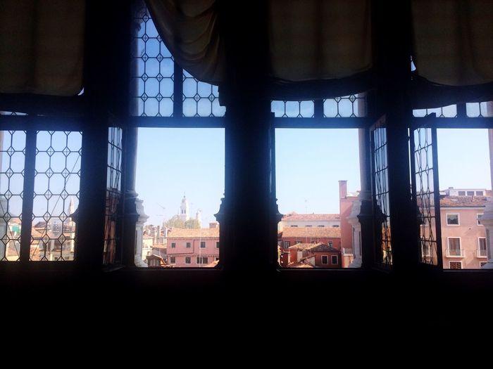 Windows View Italy