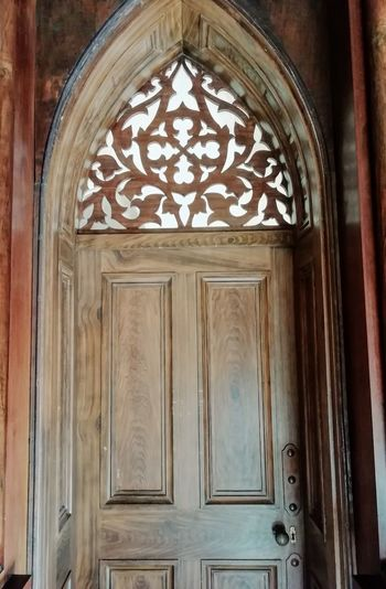 Door Wood -