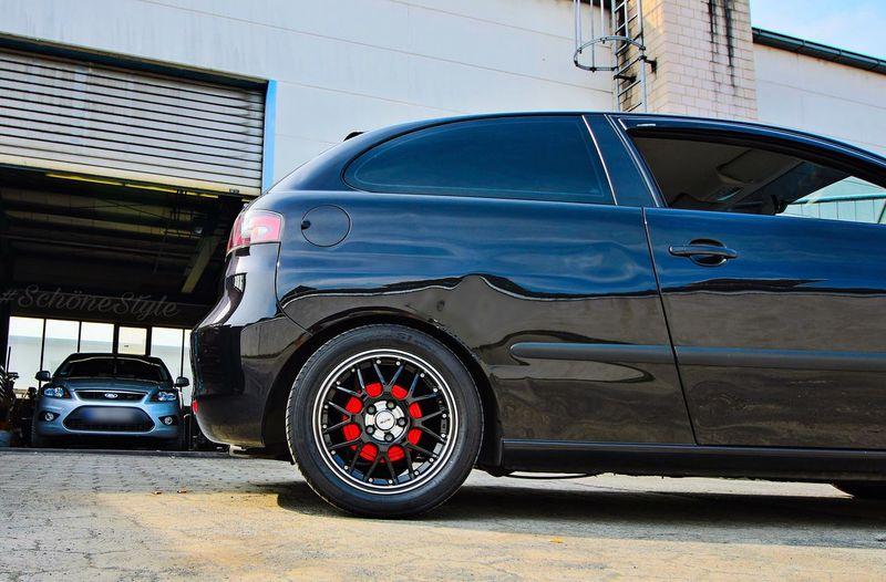 Car Fordfocus Ford Fordfocusmk2 SeatIbiza Seat First Eyeem Photo