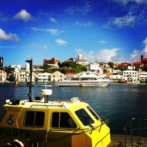 Blue Ilivewhereyouvacation Grenada Islandlife Instagood
