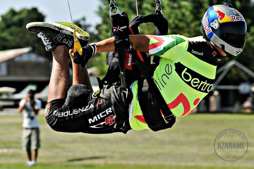 Skydive Skydiver Paracadutismo Ravenna