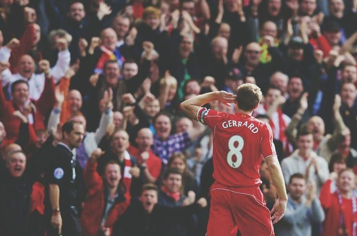 Steven Gerrard! Lfc Stevengerrard Captain Love