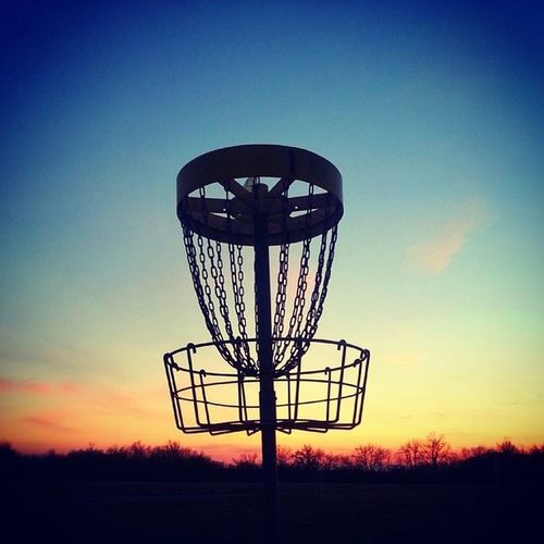 Until the last ray of sunlight is gone. Discgolf Disclife Discgolfersunited Discgolfshoutouts uniteddiscgolfers dgontheig discgolfbasket onenationunderpar kentuckydiscgolfers