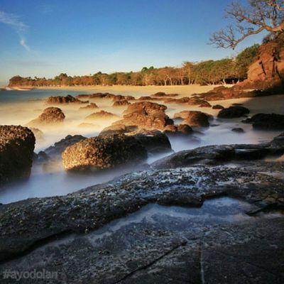 Pantai Tanjung Papuma - Jember INDONESIA Beach Ayodolan