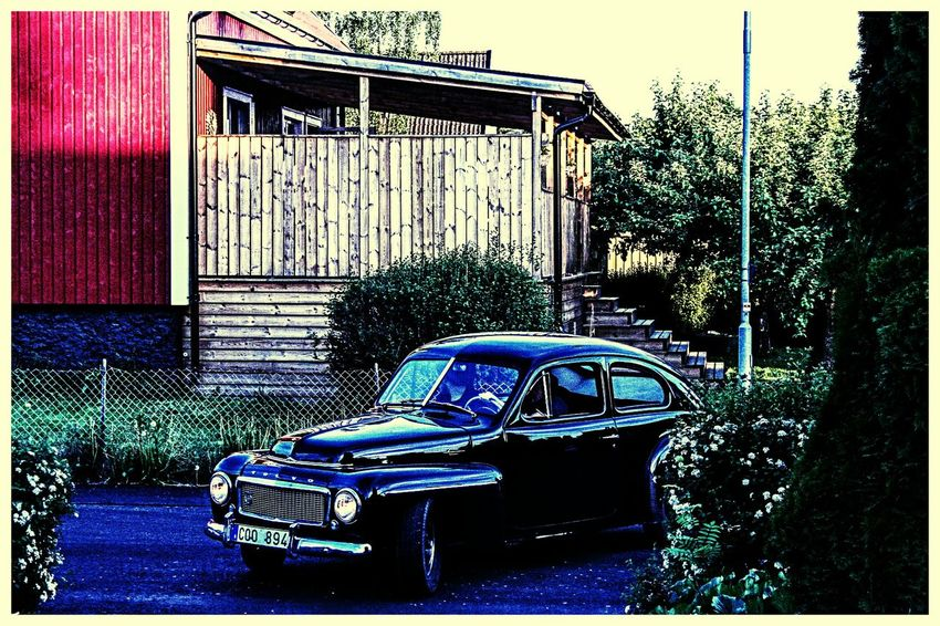 Old Car Volvo Pv EyeEmBestPics EyeEm Best Edits