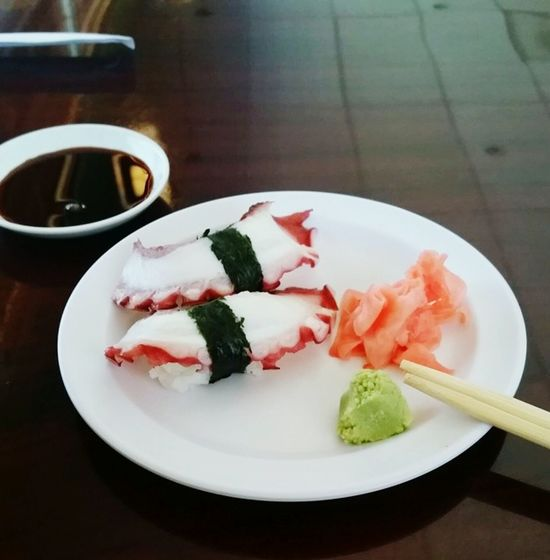 Food Porn Awards Hanging Out Hello World Cheese! Enjoying Life Sushi Time Sushilover Sushi Lobauncensored Octopus