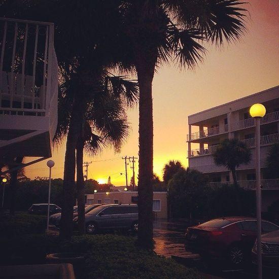 Mhhh <3 Florida CapeCanaveral Sunset