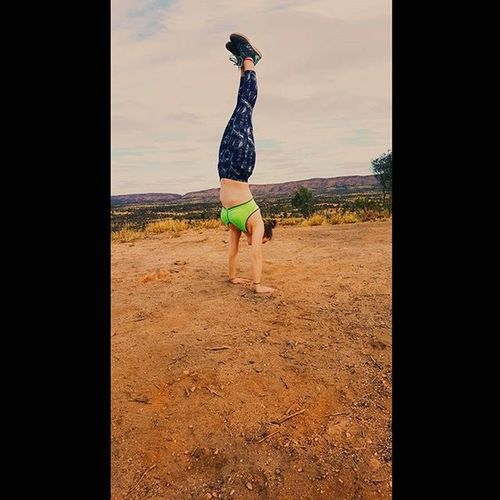 Vscocam I be looking hella dope Handstand  Mightaswelljointhecircus Whoknewicoulddothis Justactnatural @leticia.ashley cheers for letting me show off ✌😙😙