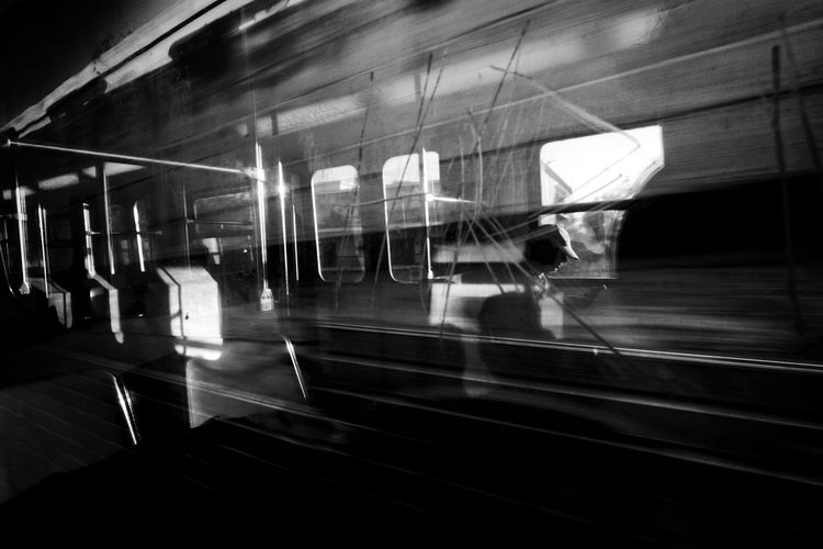 Silhouette Transportation Architecture Athens Built Structure Day Greece Illuminated Indoors  Modern Public Transportation Real People Reflection Train Transportation Urban Window The Street Photographer - 2018 EyeEm Awards Capture Tomorrow