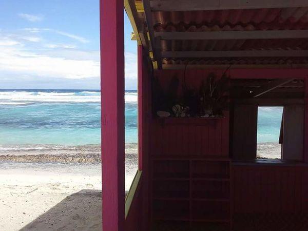 Aruba♥ Arubablue Aruba Beach cristal clear.