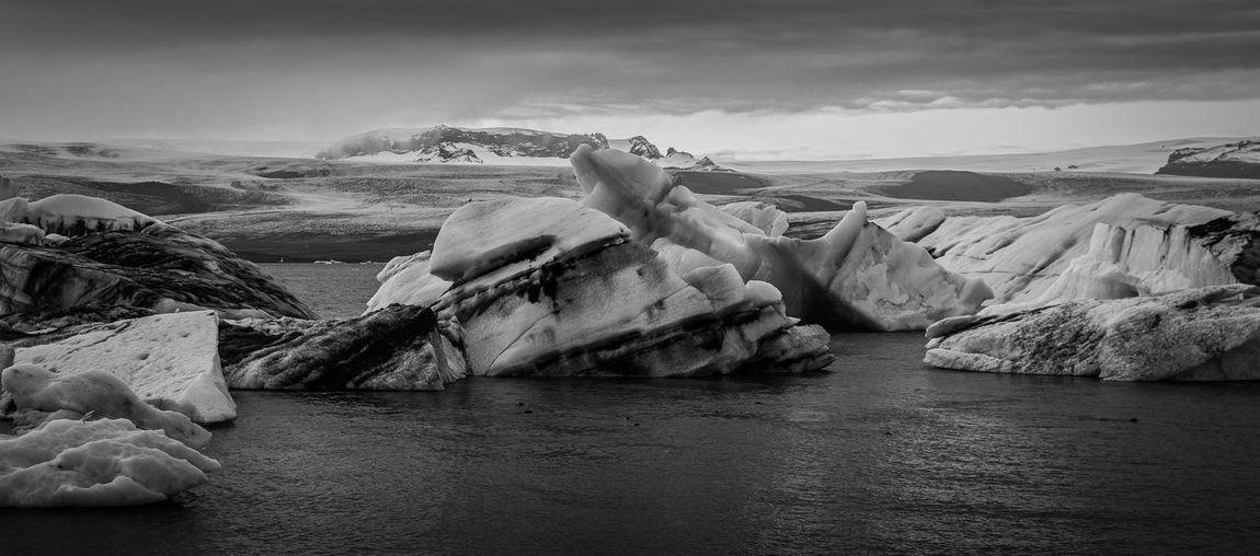 Icebergs of