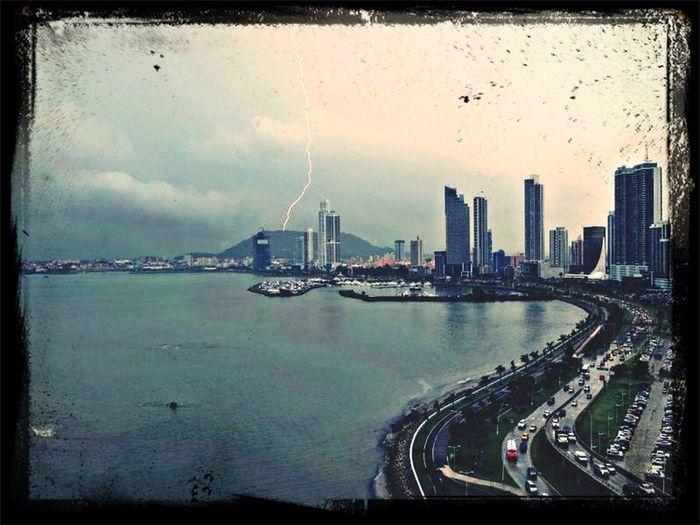 Lightning in Panamà !!!!