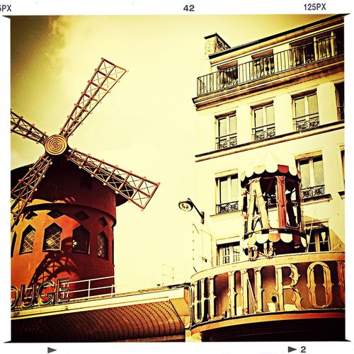 Paris Le Moulin Rouge Il Favoloso Mondo Di Amelie