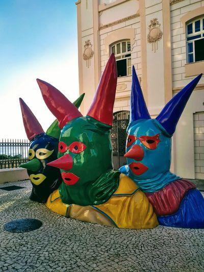 Architecture Building Exterior Sculpture Sculpted Carnival - Celebration Event