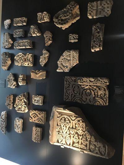Museum Pattern