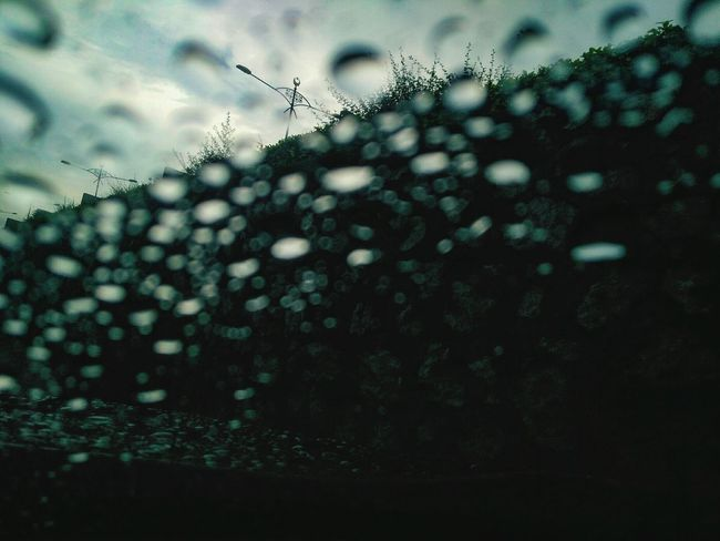 No People Backgrounds Outdoors Defocused Nature Sky Beauty In Nature Raindrops On My Window Raindrops Are Diamonds Raindrops Are Lovely Raindrops On My Windshield Eveningshot Eveningsky StreetlampSaturday Streetlamp, Rainy Season Rainy Street Rainy Evening Rainymood Calm Peacefulness View Relaxing Calm & Cool Calmness EyeEmNewHere