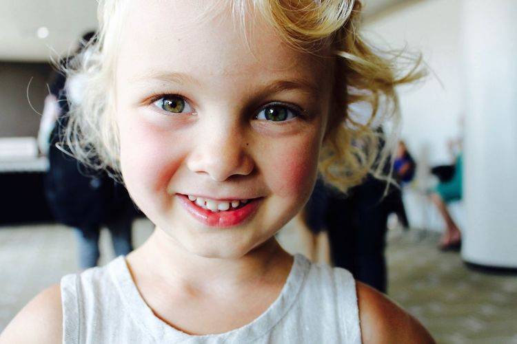 Child Childhood Close-up Cute Day Focus On Foreground Gil Green Eyes Happiness Headshot Person Portrait S The Portraitist - 2016 EyeEm Awards The Portraitist - 2017 EyeEm Awards