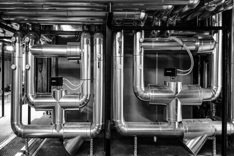 12 meters underground Metal Indoors  Pipe - Tube No People Steel Alloy Shiny Pipeline Close-up Industry Factory Glass - Material Technology Industrial Equipment Silver Colored Hello World Taking Photos EyeEm Best Shots EyeEmNewHere Iron - Metal