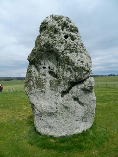 Stonehenge Memorial Sculpture Human Representation Statue Day No People Outdoors Sky Close-up