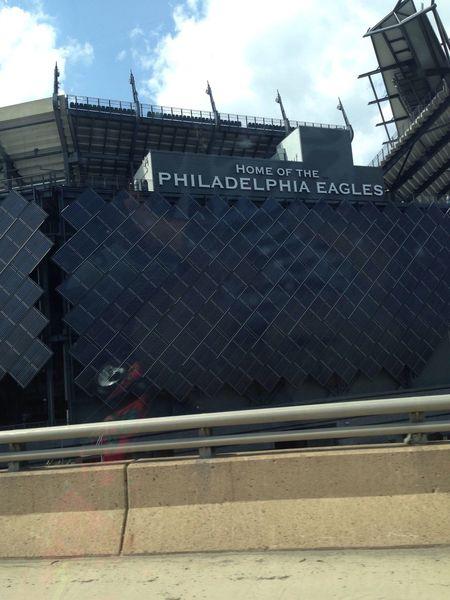 Philly Philadelphia Eagles Stadium