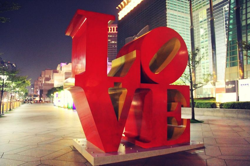Taiwan Taipei Love Traveling