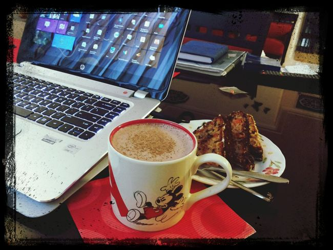 Chocolate Milk Relaxing