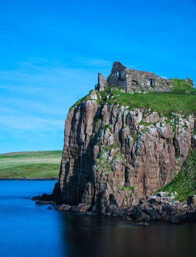 Duntulm Castle,