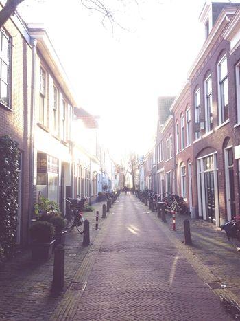 Haarlem Goodlife Calm Streetphotography Netherlands Sun
