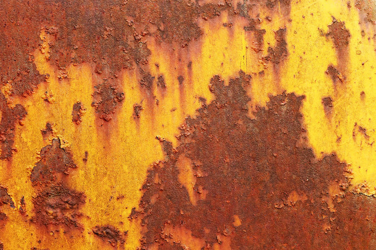Canon Abstract Abstract Photography Background Background Photography Background Texture Backgrounds Close-up Day Full Frame Metal Metallic No People Outdoors Reddish Reddish Brown Rust Rusty Surface Yellow