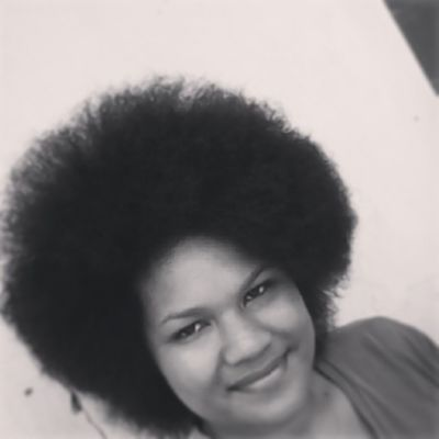 Afro hair day