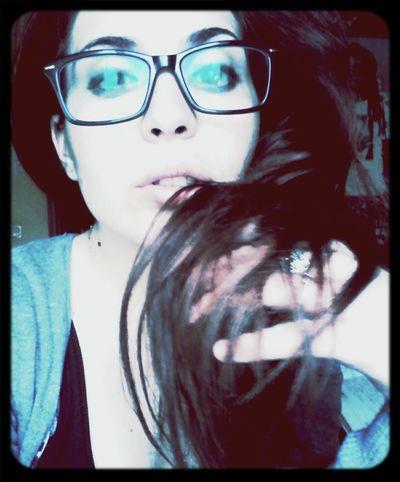 Glasse  Kissy Lipss<3 Red Hair