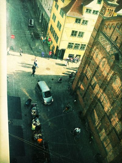 Streetlife From Above
