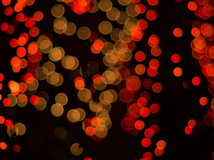 Blur Abstract Abstract Photography Background Beautiful Bokeh Bulb Christmas City Decor Effect Festival Focus Light Luxury New Year Night Soft Style Town