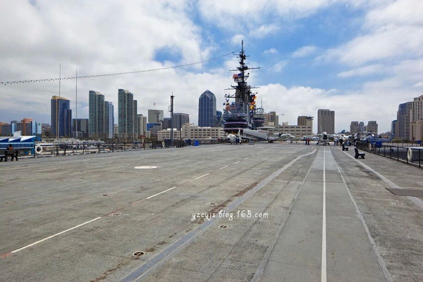 USS Midway Aircraft carrier, in Santiago, America First Eyeem Photo Photography Hello World Canon 5D Mark II USA Cityscapes