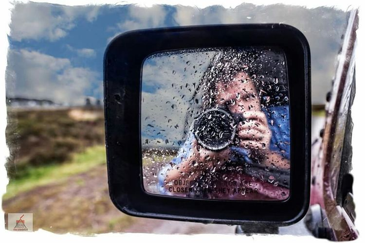 Artistic Photo EyeEm Best Shots Beautiful Nature Canon 5D Mark II Thunderclouds Nationale Park De Hoge Veluwe Selfie Raindrops Mirror Zeissdistagon21mm