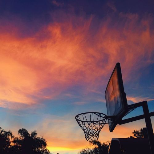 Home Florida Silhouette No People Technology Basketball - Sport