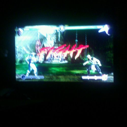relaxing evening Evening Mortal Kombat