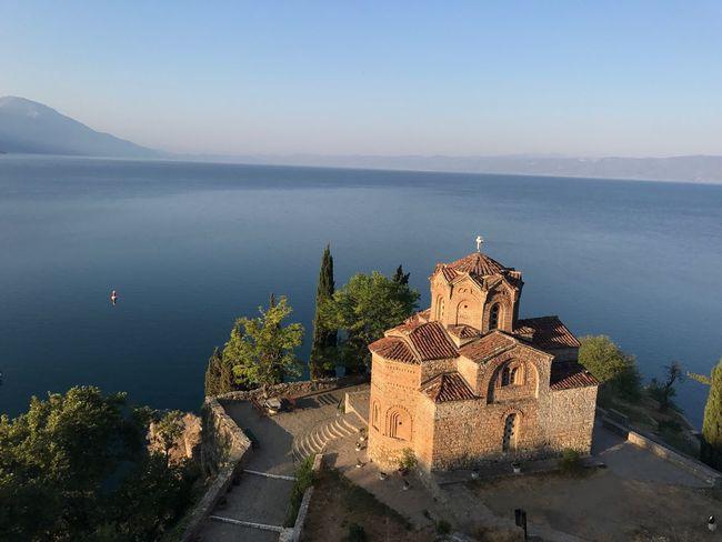 EyeEm Selects Sveti Johan Church Sv Johan Bogoslov Kaneo Ohrid Ohrid Lake Macedonia